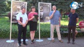 FESTIWAL KRESÓW – Otwarcie wystawy na rynku w Cieszanowie