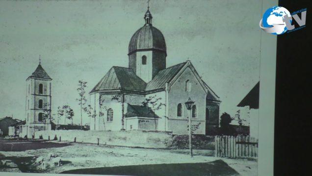 Greckokatolicka cerkiew św Onufrego w Oleszycach