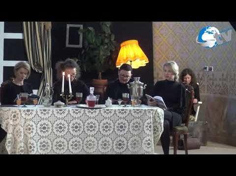Narodowe czytanie w Cieszanowie MORALNOŚĆ PANI DULSKIEJ cz 1